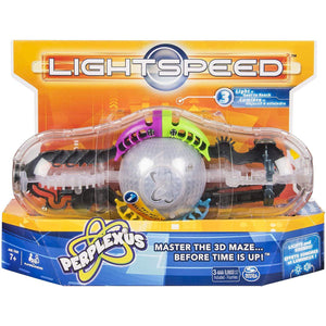 perplexus light speed in box, 3D maze