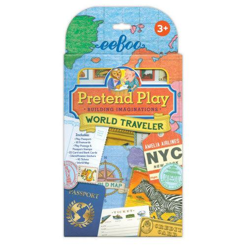 PRETEND PLAY - World Traveler