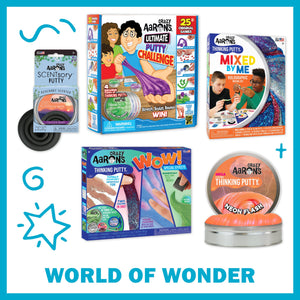 Crazy Aaron's-World of Wonder Bundle - Ages 8 to Adult