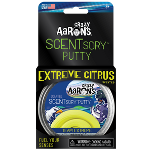 VibesSCENTsory Putty - Team Extreme - Citrus Scented