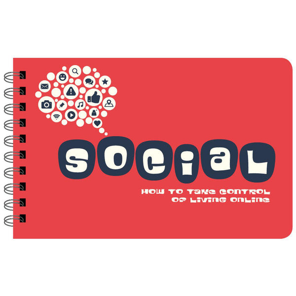 Social - how to take control of living online - book cover