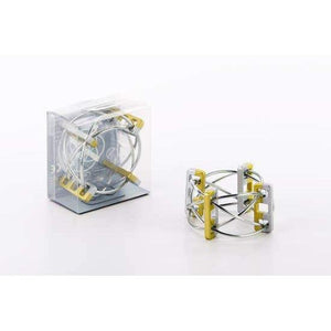 Abraka Rings - Gold/Silver