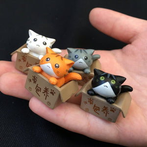Figurine - Adopt A Cat