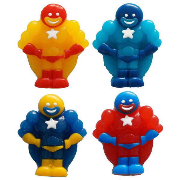 Super Hero Gummy Candy