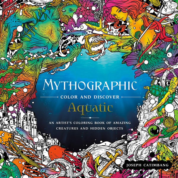 Mythographic Color and Discover: Aquatic | by Joseph Catimbang