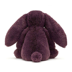 Bashful Plum Bunny - Large 15""