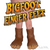 Finger Puppet - Bigfoot Feet