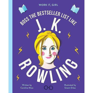 Boss the Bestseller List Like - J.K. Rowling | Moss