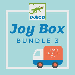 Joy Box Bundle 3 -(v4)- Ages 7+