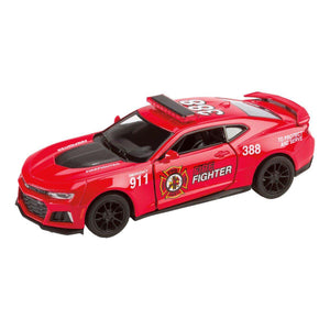 2017 Camero ZLI Police and Fire