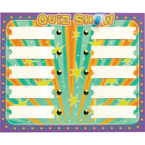 Circuit Games assembled Quiz Show game