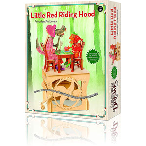 Clockwork Dreams - Little Red Riding Hood