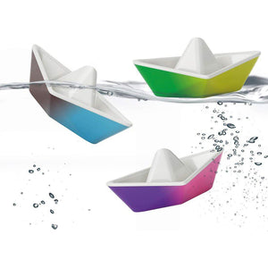 Kid O - Color Changing Origami Boats
