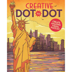 Creative Dot-to-Dot - Create Amazing Visual Puzzles | by David Woodroffe