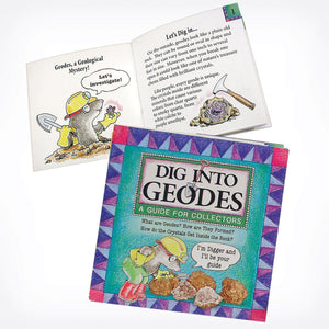 Dig Into Geodes