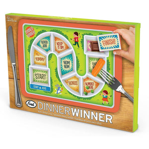 Kids Dinner Tray - Dinner Winner