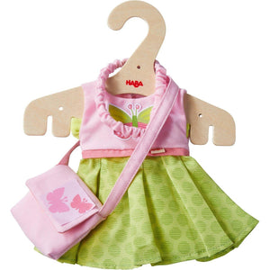 Doll - Dress Set Butterfly