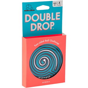 double drop hand held puzzle in package