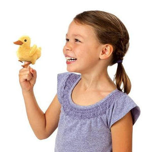 Mini Duckling - Finger Puppet