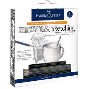 Getting Started - Drawing & Sketching