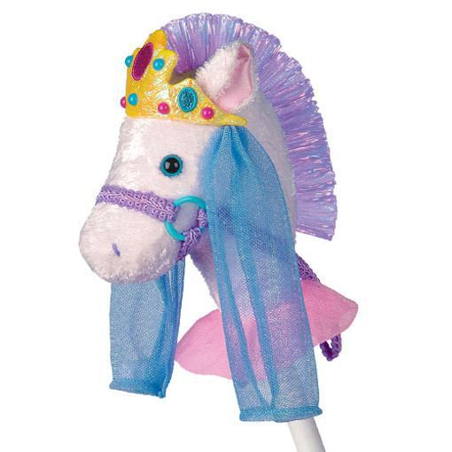 Hobby Horse - Fancy Prancer Princess Pony