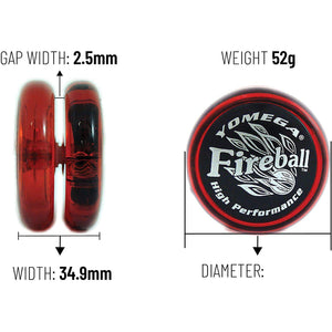 Fireball - Level 2 - Transaxle Yo-Yo