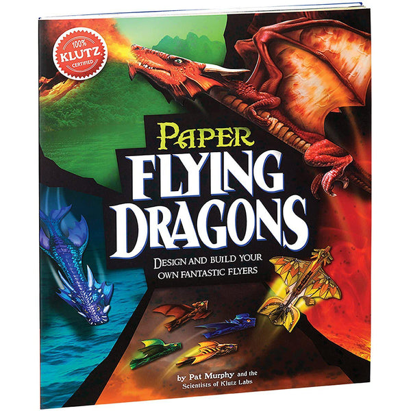 Paper Flying Dragons book cover