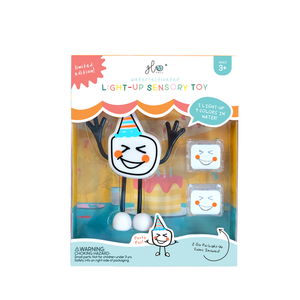 Glow Pals - Character - Party Pal (White)