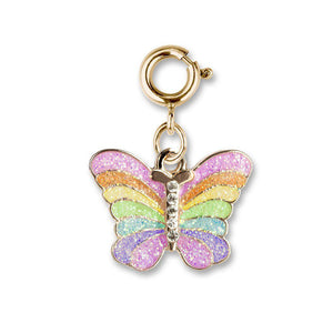 Charm It - Gold Butterfly Charm