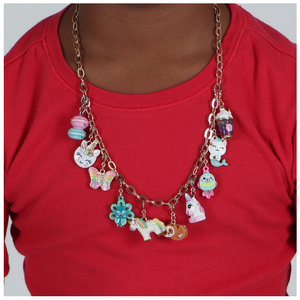 Charm It - Gold Chain Necklace