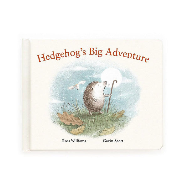 Hedgehog's Big Adventure Book