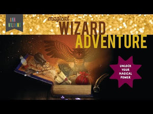 Magical Wizard Adventure