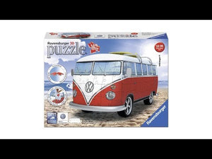 VW Bus T1 - 162 pieces