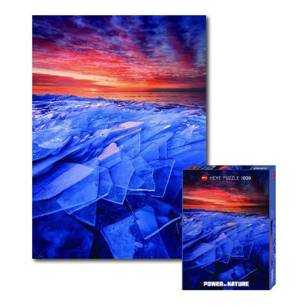 Power of Nature - Ice Layers - 1000 piece