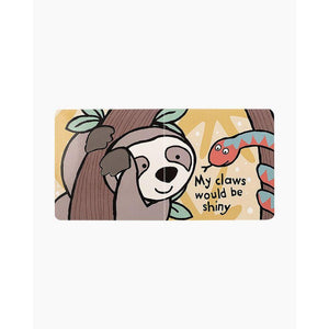 If I Were A Sloth Board Book - 6-inches