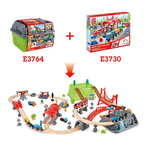 Railway Bucket Builder Set