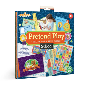PRETEND PLAY - School - Version #2