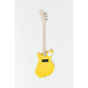 Loog Pro Electric Guitar with Built-In Amp - Yellow - Age 8+