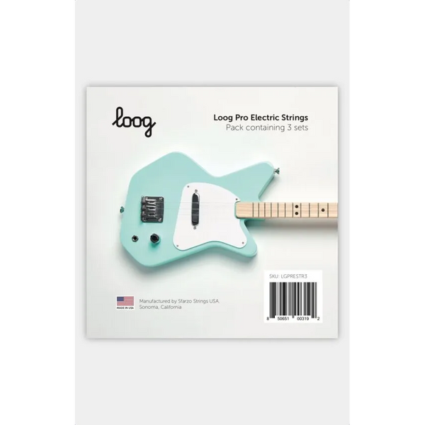 Loog Pro Electric Guitar Strings