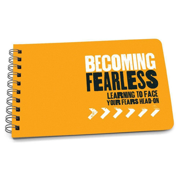 Becoming Fearless - A Book On Perseverance