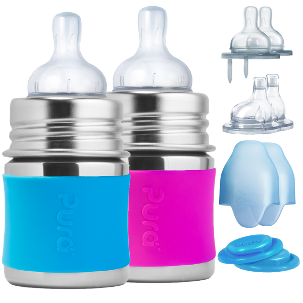 Kiki® 5oz Infant Starter Set (0m-18m)
