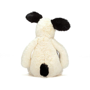 Bashful Black & Cream Puppy - 21""