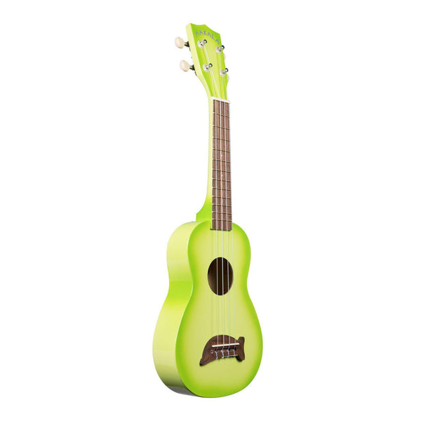Makala Dolphins - Soprano  - Green Apple Burst