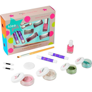 Natural Mineral Makeup Kit - 7 Piece - Far and Wide