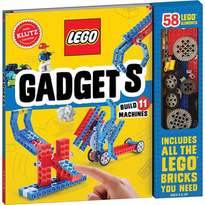 Cover, LEGO gadgets box