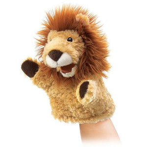 Little Lion - Little Hand Puppet