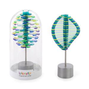 Lollipopter with Stand and Domed Cover