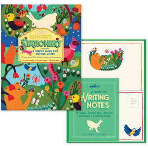 Lost Arts Stationery Set - In The Meadow