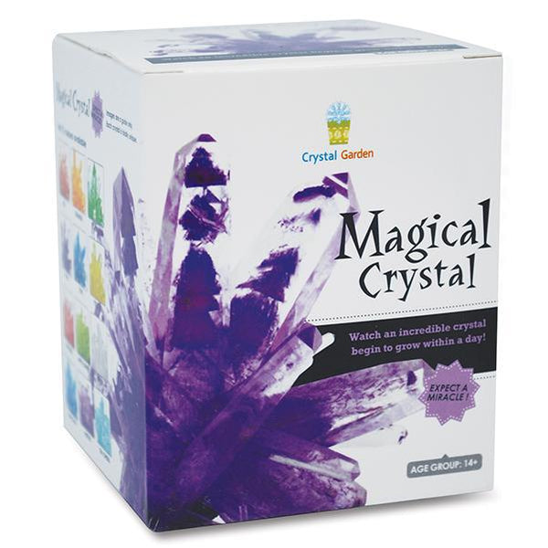 Magical Crystal - Purple Amethyst