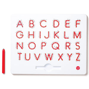 Magnatab - A to Z Uppercase